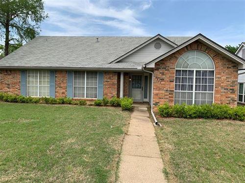 Photo of 1417 Quail Crest Drive, Garland, TX 75040 (MLS # 14552253)