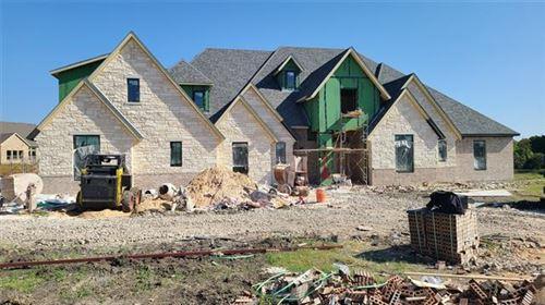 Photo of 961 Hamlin Court, Lucas, TX 75002 (MLS # 14263255)
