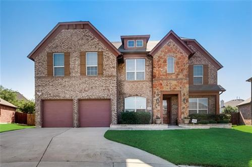 Photo of 2300 Peaceful Pointe Drive, Little Elm, TX 75068 (MLS # 14693255)