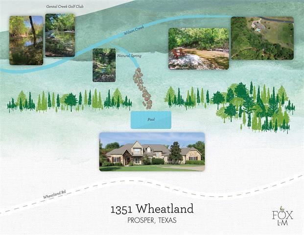 1351 Wheatland Road, Prosper, TX 75078 - #: 14518258
