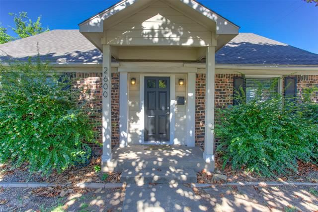 2600 Forest Park Boulevard, Fort Worth, TX 76110 - #: 14367259