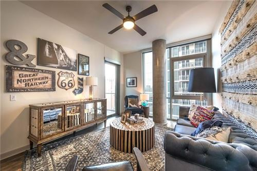 Photo of 2589 N Houston Street #1210, Dallas, TX 75219 (MLS # 14383260)