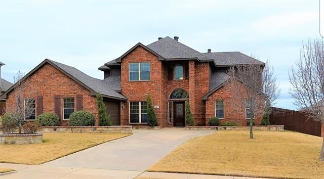 1281 Forest Green Drive, Kennedale, TX 76060 - #: 14503260