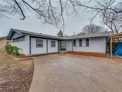 Photo of 1707 Carlisle Street, Irving, TX 75062 (MLS # 14505264)