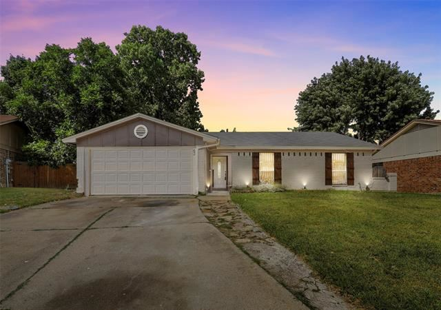 1003 Judy Lynn Drive, Arlington, TX 76014 - #: 14676264
