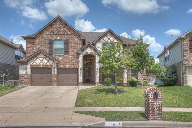 11837 Balta Drive, Fort Worth, TX 76244 - #: 14623265