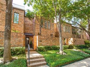 Photo of 4341 Westside Drive, Highland Park, TX 75209 (MLS # 14216268)
