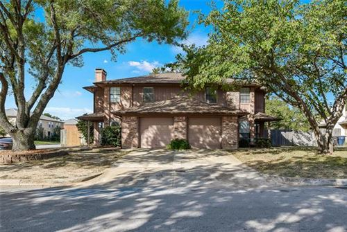 Photo of 4501 Trysail Drive, Fort Worth, TX 76135 (MLS # 14451268)
