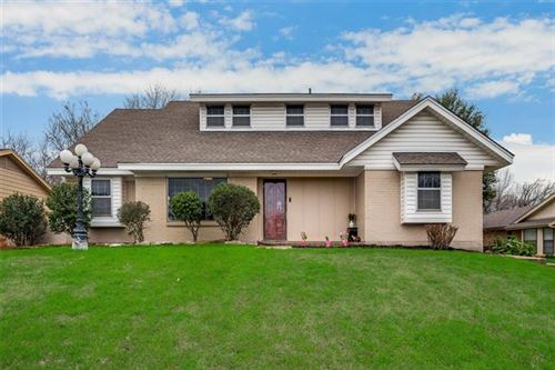 Photo of 3417 Wendell Drive, North Richland Hills, TX 76117 (MLS # 14282269)