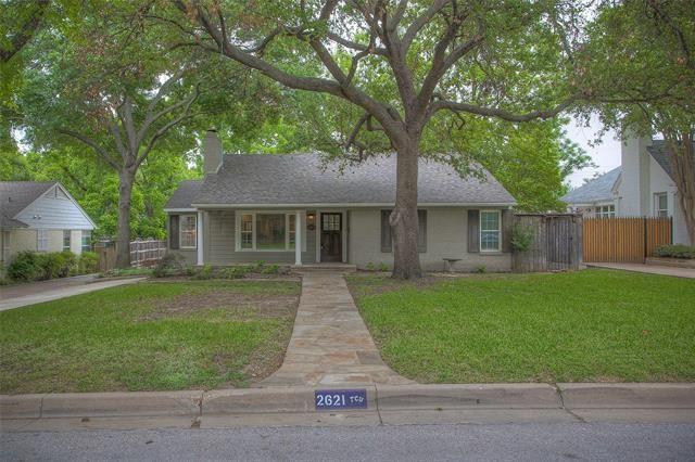 2621 Boyd Avenue, Fort Worth, TX 76109 - #: 14574269