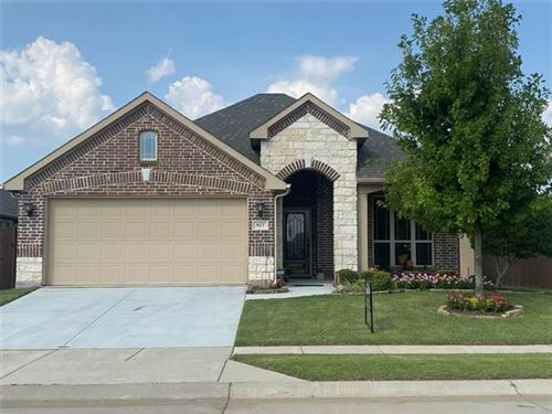 Photo of 917 Ponderosa Drive, Aubrey, TX 76227 (MLS # 14639270)
