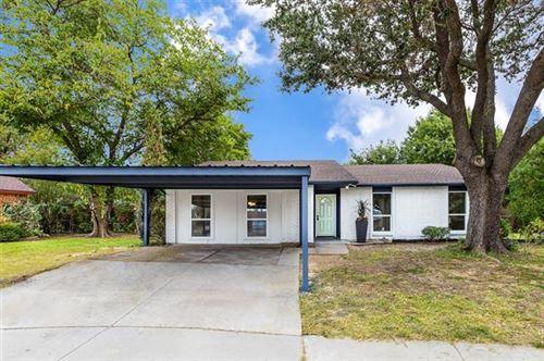 Photo of 5513 Maple Court, Rowlett, TX 75089 (MLS # 14671270)