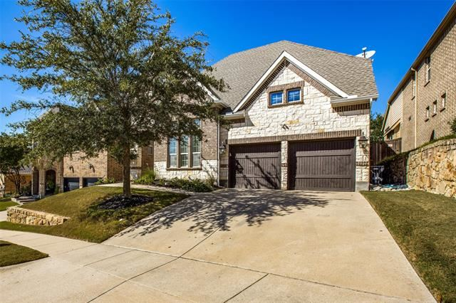 7309 Brightwater Road, Fort Worth, TX 76132 - #: 14677270