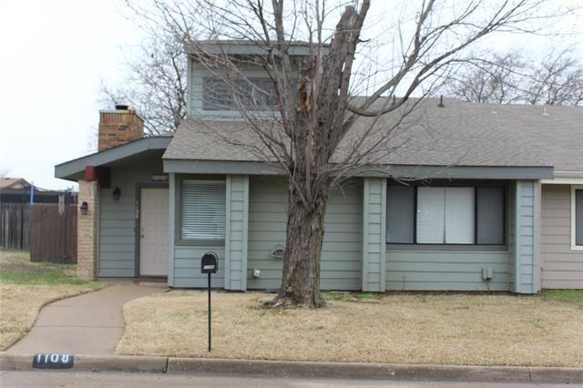 1108 Cloudcrest Court, Arlington, TX 76017 - #: 14524272