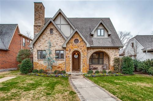 Photo of 5134 Ridgedale Avenue, Dallas, TX 75206 (MLS # 14524273)
