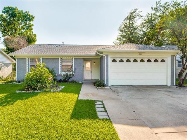 705 N Cottonwood Drive, Richardson, TX 75080 - #: 14621275