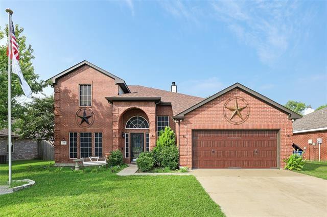214 Canyon Lake Drive, Wylie, TX 75098 - MLS#: 14643275