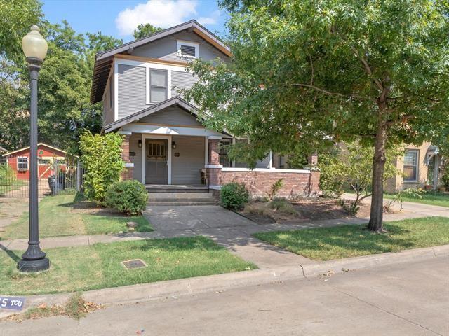 1717 College Avenue, Fort Worth, TX 76110 - #: 14645276