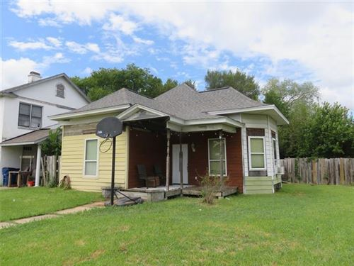 Photo of 901 W Woodard Street, Denison, TX 75020 (MLS # 14427278)