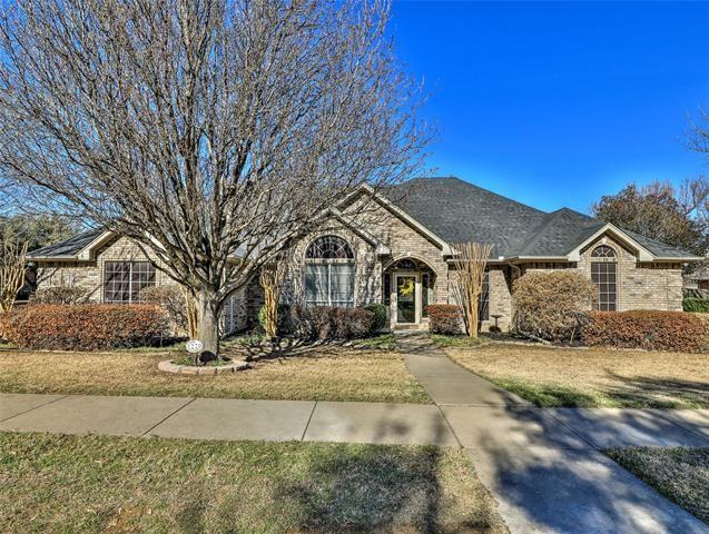 1220 Blue Gill Lane, Crowley, TX 76036 - #: 14520279