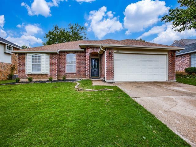 6603 Pecanwood Drive, Arlington, TX 76001 - #: 14440280