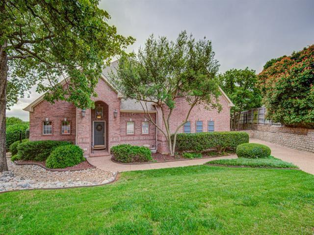 2801 High Point Court, Grapevine, TX 76051 - #: 14343281