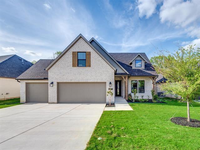 2873 Sandstone Drive, Hurst, TX 76054 - #: 14338285