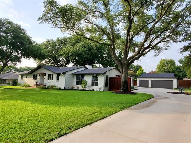 6616 Ridgeview Circle, Dallas, TX 75240 - #: 14383285