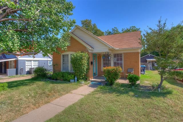 3821 Frazier Avenue, Fort Worth, TX 76110 - #: 14449285