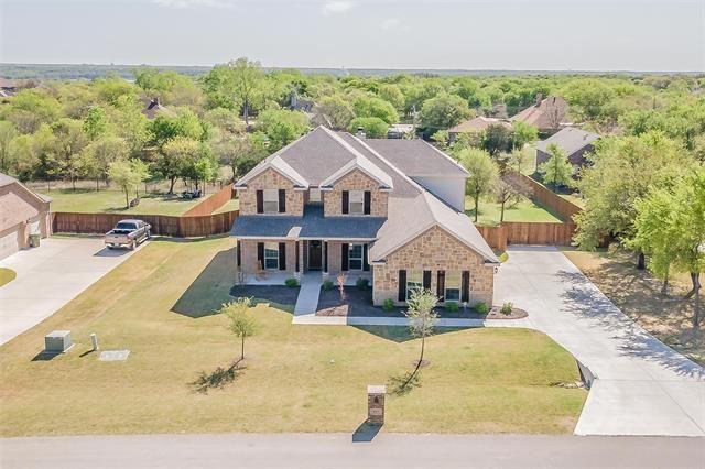412 Golden Grove Court, Hudson Oaks, TX 76087 - MLS#: 14550285