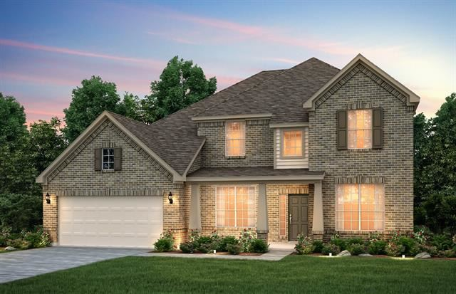 909 Sweeping Butte Drive, Fort Worth, TX 76052 - #: 14668285