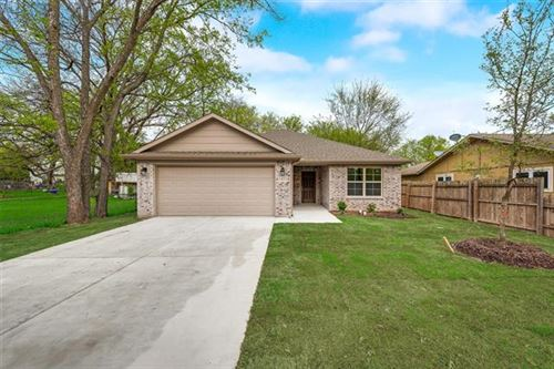 Photo of 1433 Gribble Street, Gainesville, TX 76240 (MLS # 14280288)