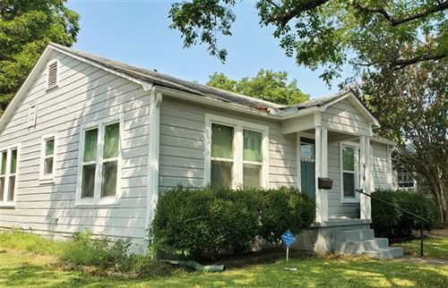 Photo of 414 S Gribble Street, Sherman, TX 75090 (MLS # 14658288)