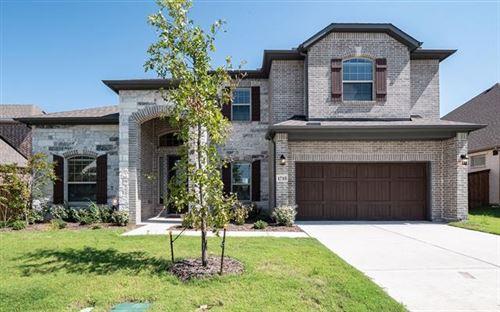 Photo of 1718 Amarone Lane, McLendon Chisholm, TX 75032 (MLS # 14676288)