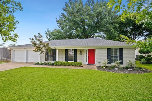1432 Foothill Drive, Hurst, TX 76053 - MLS#: 14631288