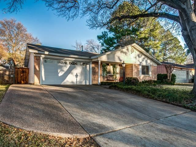 413 Franklin Drive, Euless, TX 76040 - #: 14254289
