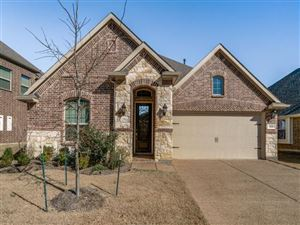 Photo of 323 Prairie Hill Trail, Lewisville, TX 75056 (MLS # 14025290)