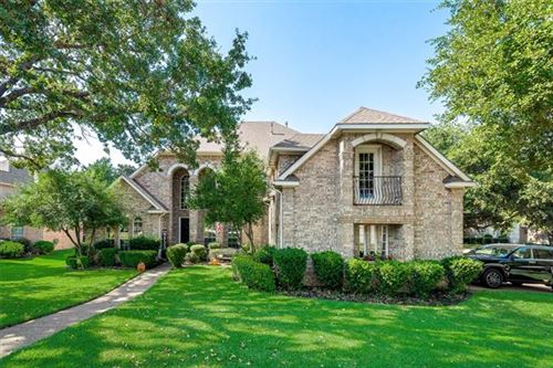 Photo of 1401 Amberwood, Flower Mound, TX 75028 (MLS # 14448290)