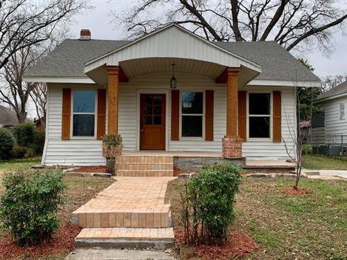 Photo of 1317 W Main Street, Denison, TX 75020 (MLS # 14309291)