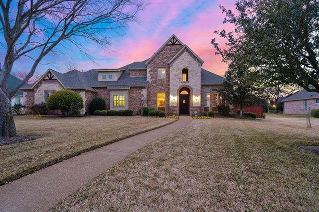 1042 Peregrine Place, Kennedale, TX 76060 - #: 14499291