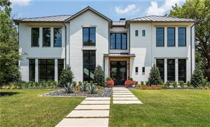 Photo of 6539 Tulip Lane, Dallas, TX 75230 (MLS # 13998295)