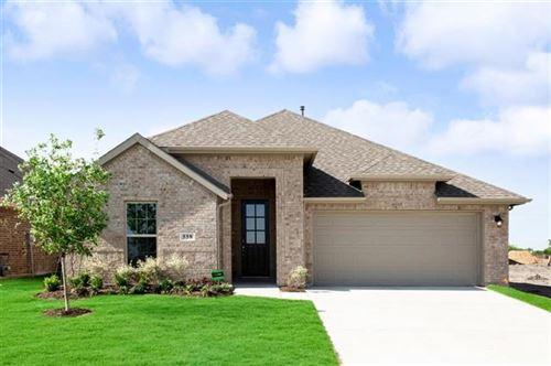 Photo of 559 Bradley Drive, Fate, TX 75087 (MLS # 14310298)