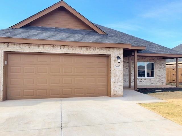 3442 Seymour Court, Abilene, TX 79606 - MLS#: 14570299