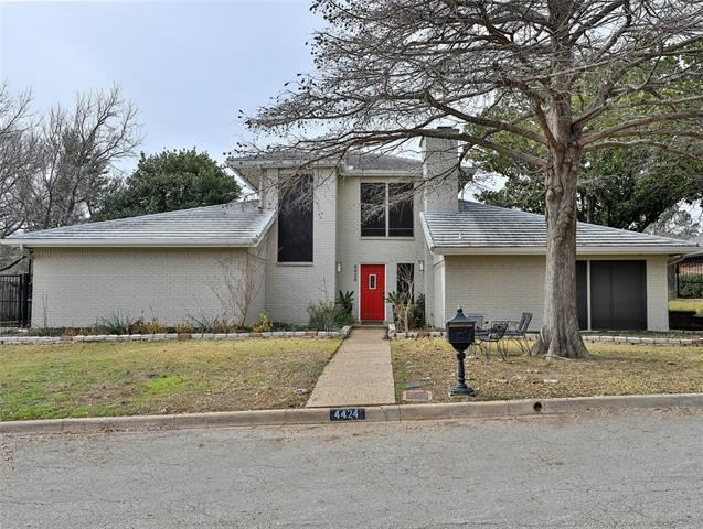 4424 Mike Lane, Fort Worth, TX 76116 - #: 14504300