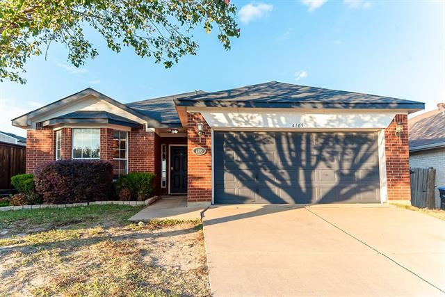 4105 Big Thicket Drive, Fort Worth, TX 76244 - #: 14481301