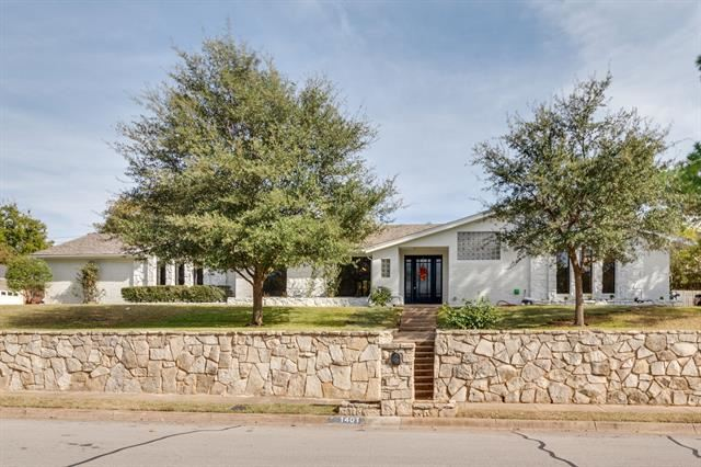 1401 Woodvine Drive, Euless, TX 76040 - #: 14462302