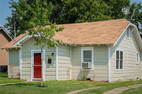 Photo of 4405 Gee Street, Greenville, TX 75401 (MLS # 14663303)