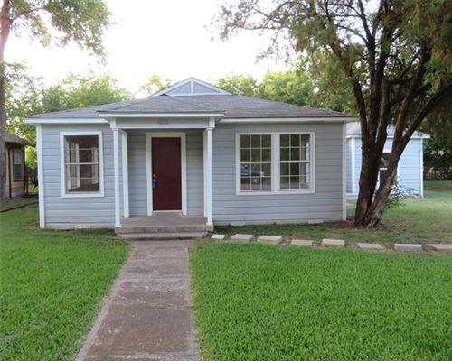 Photo of 401 Marshall Street, Sanger, TX 76266 (MLS # 14375304)