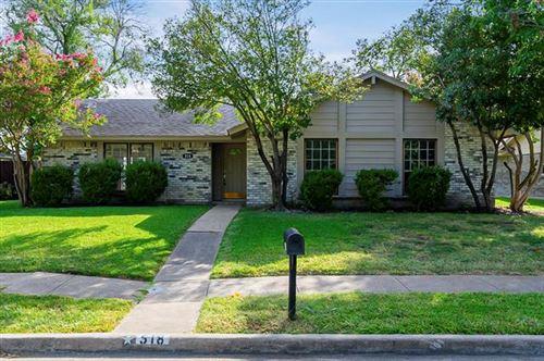 Photo of 518 San Carlos Drive, Garland, TX 75043 (MLS # 14676304)