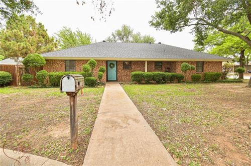 Photo of 1732 Bent Tree Drive, Abilene, TX 79602 (MLS # 14608305)